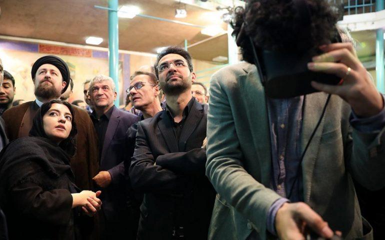 سامانه «شبیه سازی واقعیت مجازی جماران» محمد جواد جهرمی